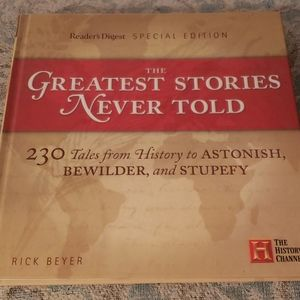 History Channel book